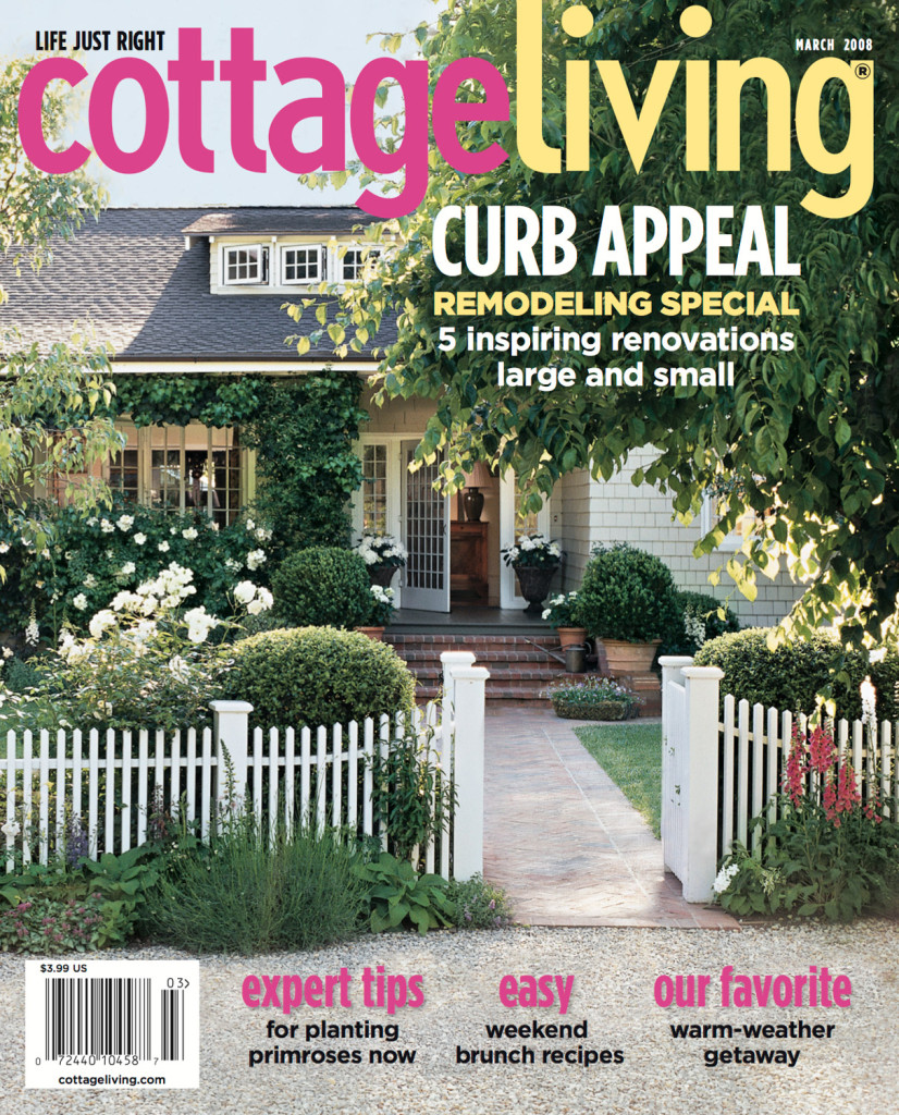 Cottage Living Cover 2