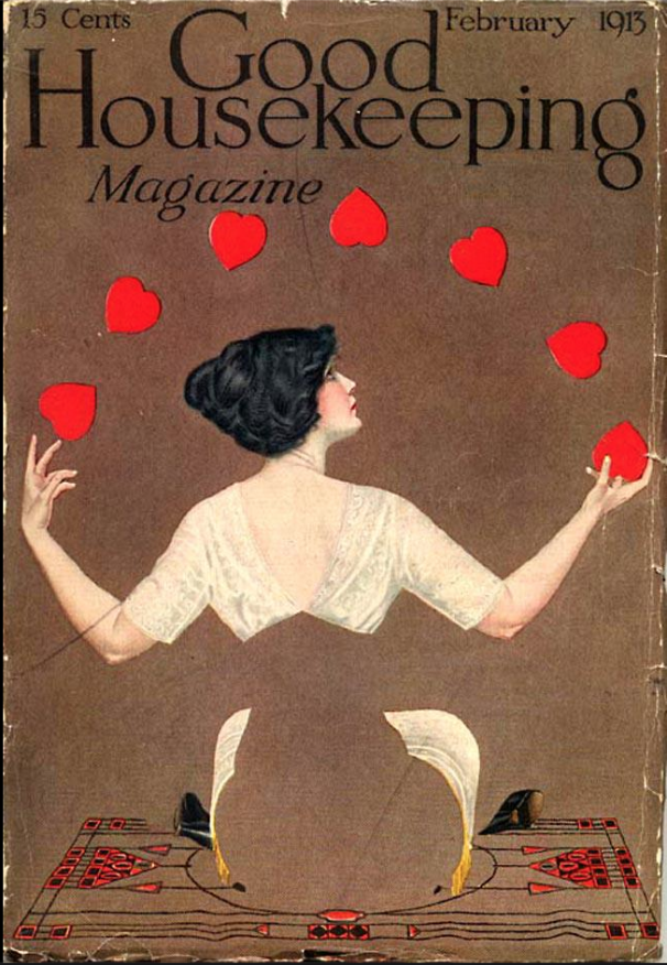 Happy Valentine's Day from Good Housekeeping Magazine