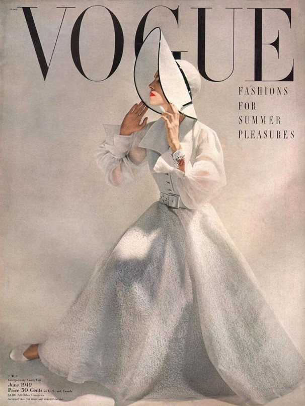 Cover of the Day: Vogue